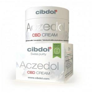Product image of Aczedol, purifying CBD cream (against pimples)