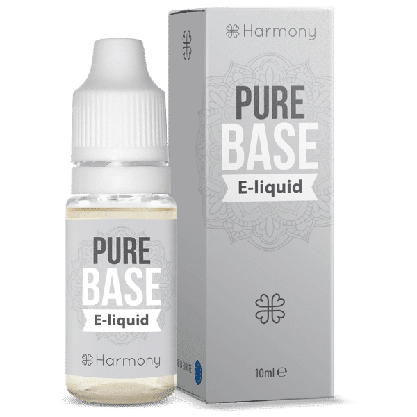 Product image of Harmony E-liquid 300mg CBD - Base (10ml)