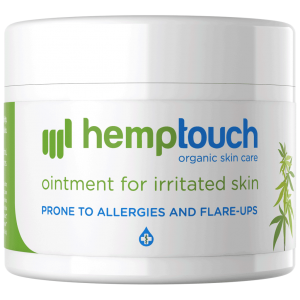 Product image of Hemptouch CBD-ointment for irritated skin (50 ml/50 mg)