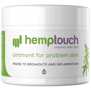 Product image of Hemptouch CBD-ointment for problem skin (50 ml/ 200 mg)