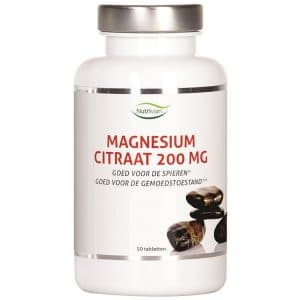 Product image of Nutrivian Magnesium Citrate (100 pieces)