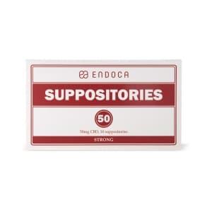 CBD suppositorier-50 mg-cannabidiol